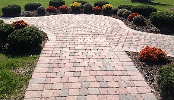 Walkways, Patios and Driveways